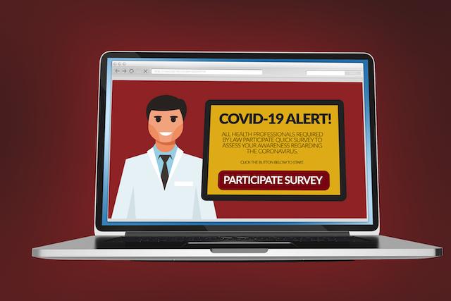 Beware Coronavirus Scams